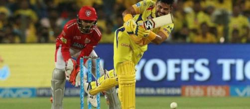 Chennai Super Kings vs Kings XI Punjab, IPL 2018, highlights: CSK . (Image via IPl2018/Twitter)