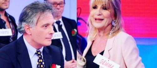 Uomini e Donne, Giorgio e il brutto gesto verso Gemma Galgani: ecco quale