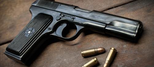 Gun and ammunition -- Ben Miles/Flickr