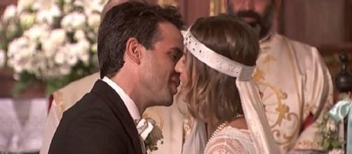 Il Segreto, trame dal 28 maggio al 2 giugno: Adela e Carmelo si sposano