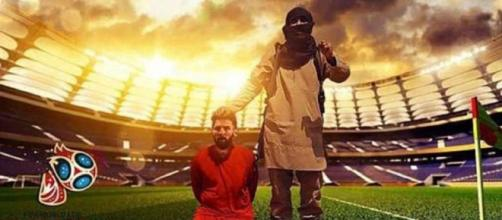 ISIS amenaza el Mundial de Rusia: decapita a Lionel Messi y ... - diario26.com