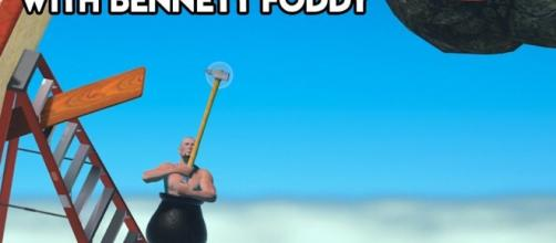 juego Getting Over It with Bennett Foddy