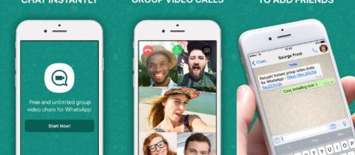 llamadas Grupales de whatsapp. son una experiencia gratificante para los usuarios