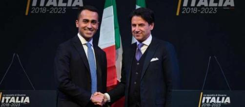 Luigi DiMaio e Giuseppe Conte, nuovo possibile candidato premier