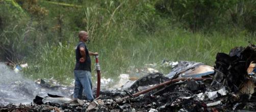 El trágico accidente dejó solo 3 supervivientes que se encuentran en estado crítico