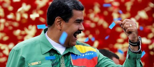 Abstención y fraude en la victoria electoral de Nicolás Maduro