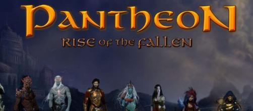 Pantheon: Rise of the Fallen - Lo mas nuevo de la entrega de este increíble juego.