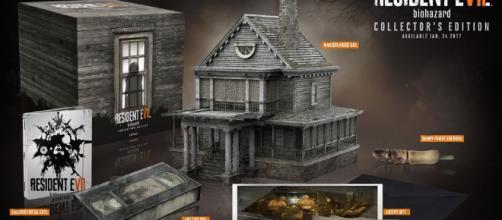 Resident Evil 7; así es la edición coleccionista