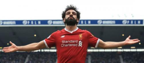 Salah fue firme candidato hasta el final para ganar la bota de oro