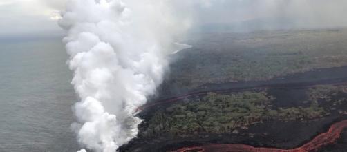 Tras la erupción del volcán Kilauea, Hawái sigue en alerta. (Foto: Twitter Mileka Lincoln)