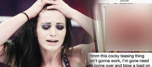 ÚLTIMA HORA: Se filtran las conversaciones íntimas de Paige en ... - wrestlingenvivo.com