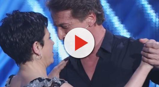 Ballando con le Stelle, Cesare Bocci balla con la moglie Daniela