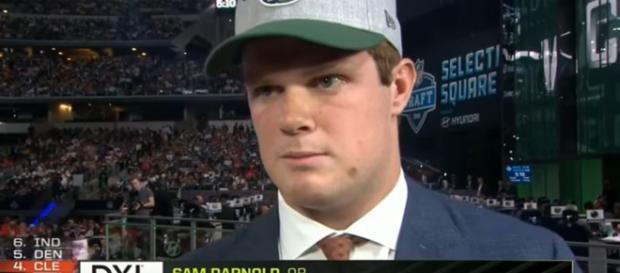 Dallas Cowboys legend Jason Witten sees the next Tony Romo [YouTube screen cap / NFL]