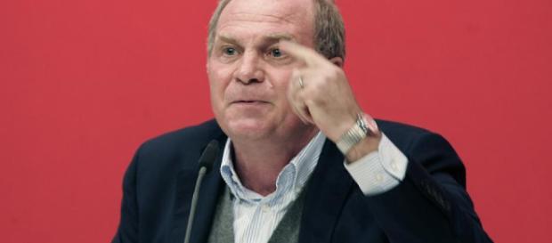 Der Hoeneß-Ausraster im Wortlaut: Darf der Bayern-Manager so ... - rp-online.de