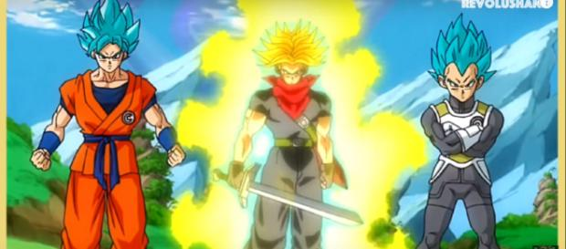 'Dragon Ball Heroes': episode 1 synopsis of Planet Prison arc leaked! [image source: RevoluShane - YouTube]