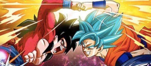 'Dragon Ball' startet einen Anime, der SSJ4 zum Leben erweckt