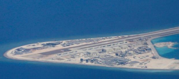 Instalaciones militares chinas en el Mar del Sur de China AP Instalaciones militares chinas en el Mar del Sur de China