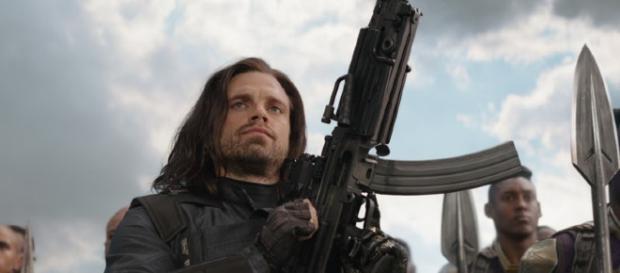 La muerte de Bucky fue algo sorprendente para el actor.