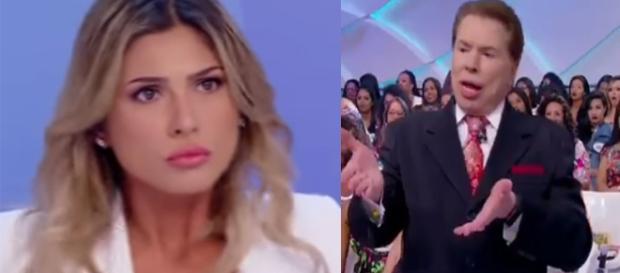 Lívia Andrade fala sobre Mara Maravilha e Flor