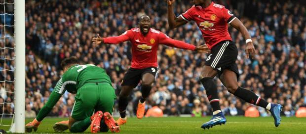 El gran enfrentamiento entre PSG y Manchester United