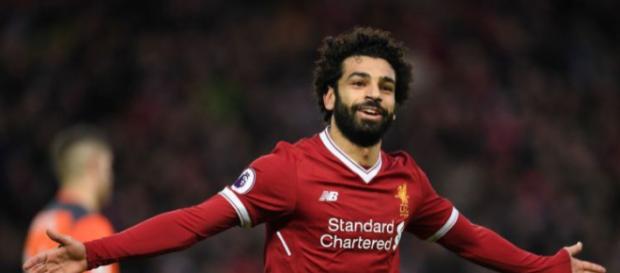 Mohamed Salah é um dos jogadores da temporada