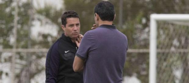 Osmar Loss é confirmado como novo técnico do Corinthians