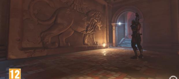 Petra, el nuevo mapa de combate a muerte en Overwatch