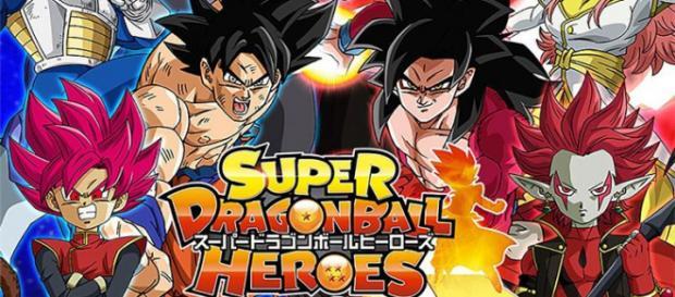 Pronto tendremos un anime enfocado en Dragon Ball Héroes.