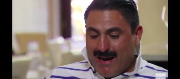 Reality star Reza Farahan. (Image from Bravo / YouTube creative commons usage license.)