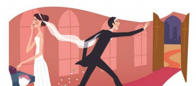 Fracaso matrimonial: la fobia al divorcio