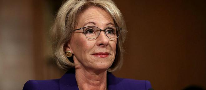 Betsy DeVos on school shooting: 'We simply cannot allow this trend to continue'