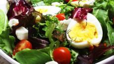 Aprende a realizar la ensalada de huevo arlequín
