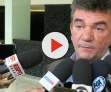 Andrés é o presidente do Timão e perde a oportunidade de contratar o jogador