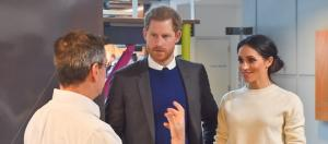 Prince Harry and Ms. Markle visit Catalyst Inc (Image credit – North Ireland Office, Wikimedia Commons)
