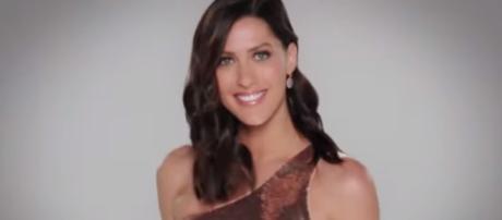 'Bachelorette' Becca Kufrin says she's engaged - Image via YouTube/Entertainment Tonight
