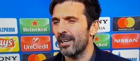 Buffon, il portiere ha dato l'addio alla Juventus