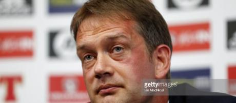 Nuevo jefe ejecutivo escocés de FA Desvelando fotos e imágenes ... - gettyimages.com