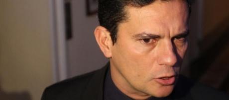 Sérgio Moro se irrita com juíza substituta