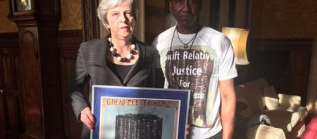 Theresa May agrees to Grenfell survivors' demand of more 'diverse ... - metro.co.uk