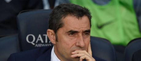 Valverde tiene en mente 3 descartes: Yerry Mina, André Gomes y Paco Alcácer
