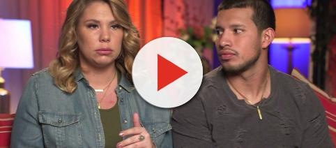 Kailyn Lowry and Javi Marroquin appear on 'Marriage Boot Camp.' [Photo via WEtv/YouTube]
