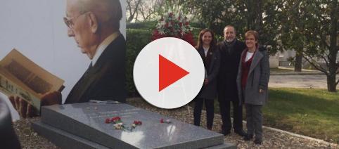 Madrid homenajea a Tierno Galván