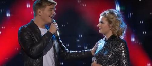 'American Idol' 2018 got more than a season winner in the finale--it got a couple. [Image via Screencap AmericanIdol/YouTube]