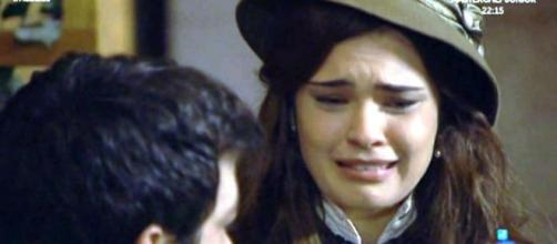 Anticipazioni Una Vita: Leonor e Pablo, coppia in crisi.