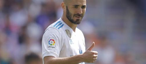 Benzema: When you're starting games at a club like Real Madrid ... - marca.com