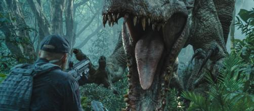 Cameo de Jurassic Wolrd 2- El reino Jurásico