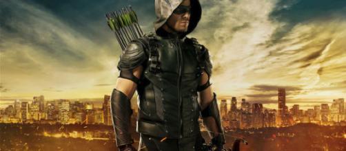 El actor de Arrow, preparado para la siguiente temporada.