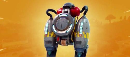 El esperado Jetpack llegará a Fortnite en un nuevo modo de juego