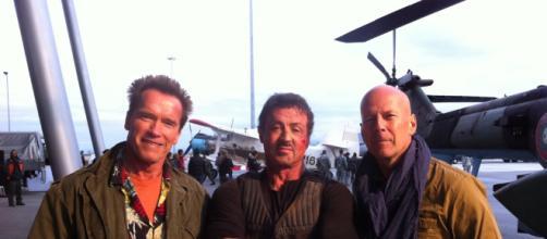 'Expendables 4': comienzo de rodaje hasta 2019