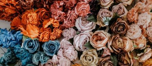 Hay vida más allá de las clásicas rosas de colores. Combina tu ramillete como más te guste.